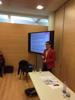 Workshop at TESOL Spain 2016 with Daniel Baines