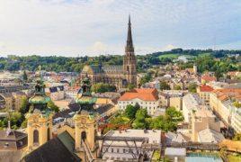 Linz city centre