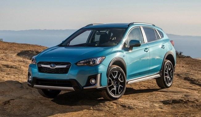 El Subaru Crosstrek Hybrid 2019 es un complemento con un precio Premium