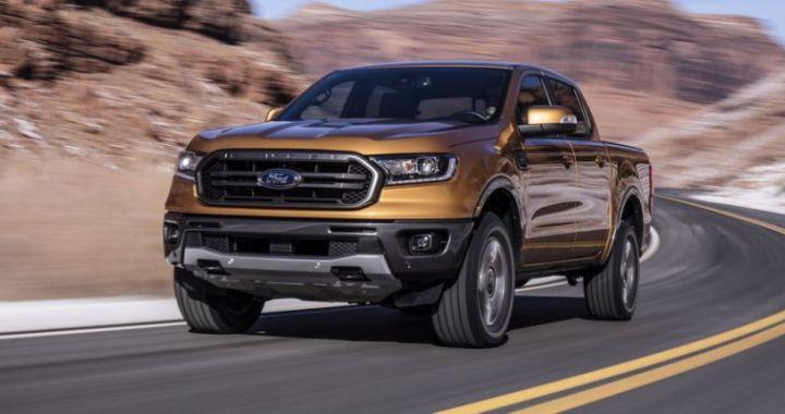 ¿Es esta la camioneta Ford Ranger de próxima generación 2022?
