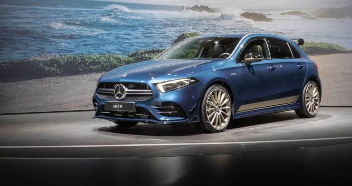 "El Mercedes-AMG A35 2020 es el AMG ""Entry Level"" de 302 HP"