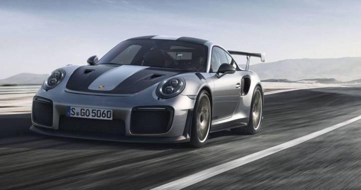 Porsche 911 GT2 RS establece un récord de vueltas en Road Atlanta