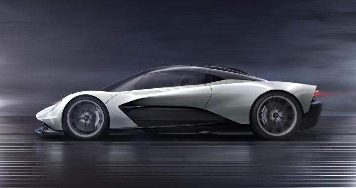 Aston Martin nombra a su próximo hypercar de motor central, Valhalla