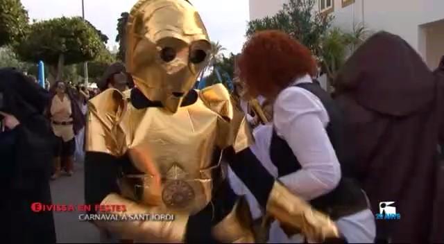 05/02 Eivissa en Festes: Carnaval a Sant Jordi