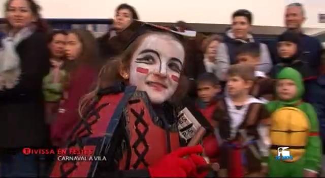 06/02 Eivissa en Festes: Carnaval a Vila