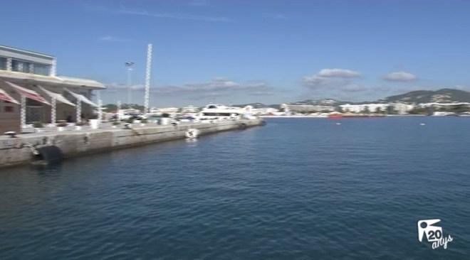 17/02 La Ministra de Foment vol que el Port de Vila segueixi sent d'interès general