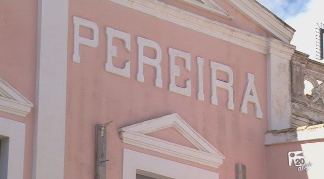 11 / 03 Pereira, a dos anys vista