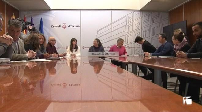 07/03 Reunió de la Mesa insular del Dret a l'Habitatge