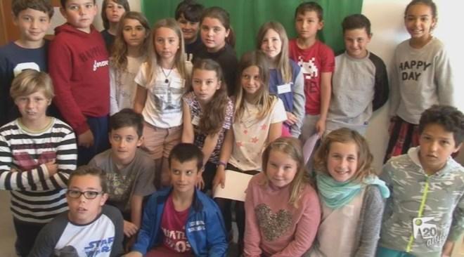 26/04 S'Olivera, Petits Grans Periodistes!