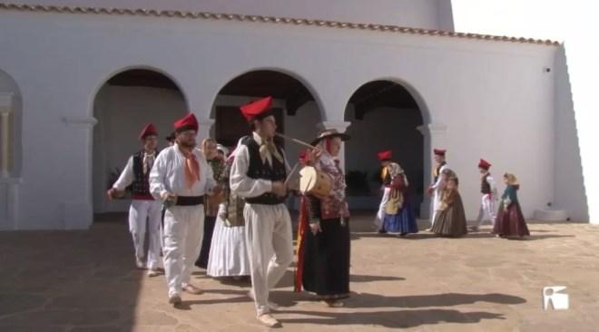 06/04 La colla de Balansat rebrà la Medalla d'Or del Consell d'Eivissa