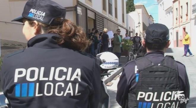 14/04 Sa Penya es mobilitza contra els desallotjaments
