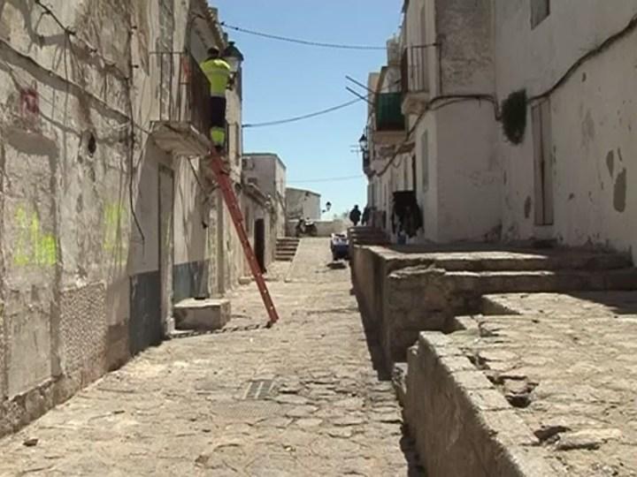 02/05 Els desallotjats de Sa Penya es senten desemparats