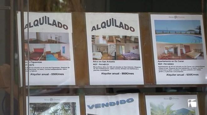 19/05 Llogar un pis a Eivissa s'ha convertit en missió impossible