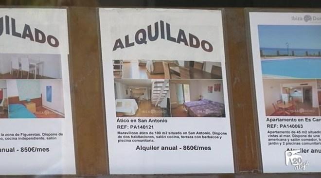 27/05 El problema de l'habitatge a Eivissa afecta també al sector educatiu