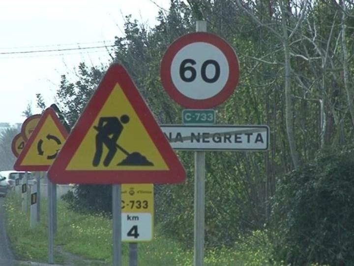 27/05 Aprovada l'ampliació de la carretera de Santa Eulària