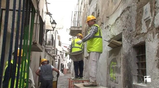 13/05 Vila farà un mur de formigó a sa Penya