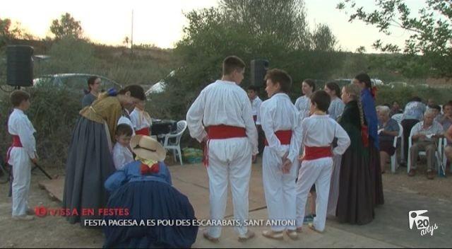 03/07 Eivissa en Festes: Festa Pagesa a es Pou des Escarabats, Sant Antoni