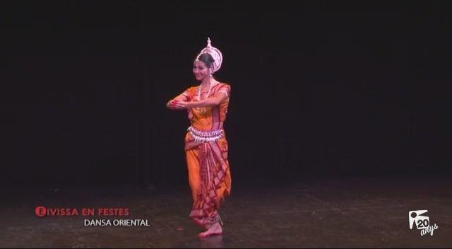 09/07 Eivissa en Festes: Dansa Oriental