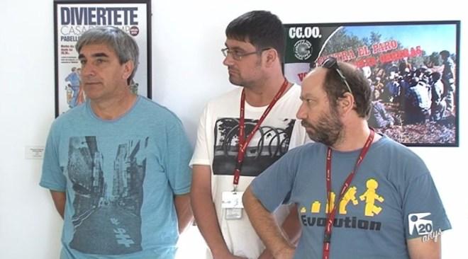 14/07 Reunió entre sindicats i Iberia
