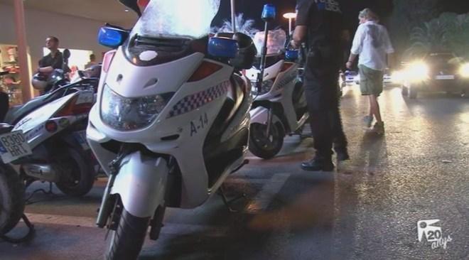 21/07 Policia permanent a Es Codolar