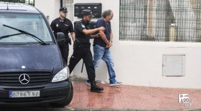 14/07 Macrooperació policial contra el blanqueig de capitals a Eivissa