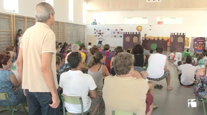 29/07 Festa de comiat a les escoles d'estiu de Santa Eulària