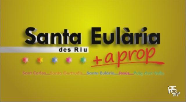 17/08 Santa Eulària + a Prop