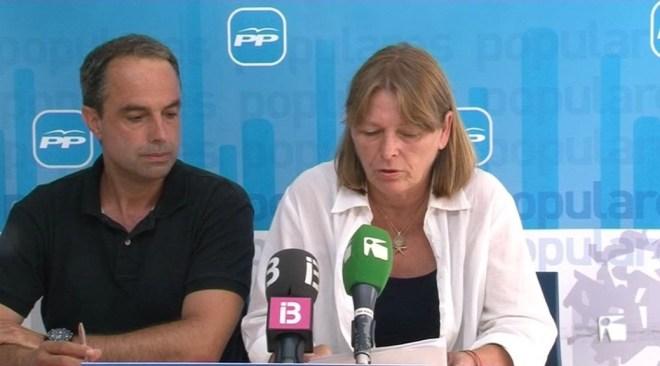 31/08 Els Populars de Vila temen que el port acabi convertint-se en una marina de luxe al canviar l'estació marítima de Formentera