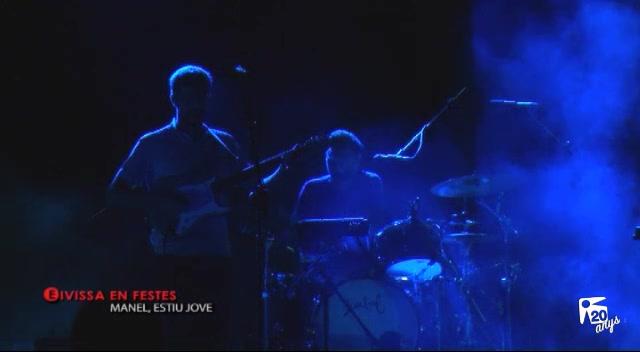02/09 Eivissa en festes - Concert Manel, Estiu Jove