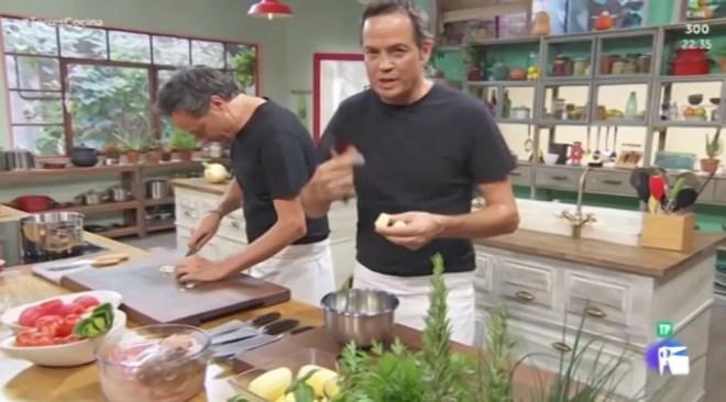 06/09 Bullit de peix a la cuina dels germans Torres