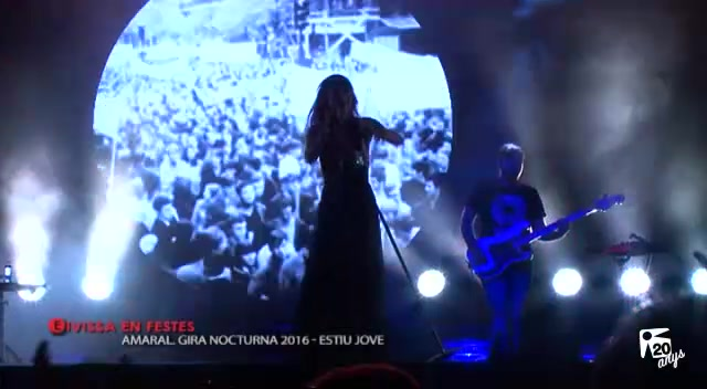 09/09 Eivissa en festes – Concert Amaral Gira Nocturna 2016 – Estiu Jove