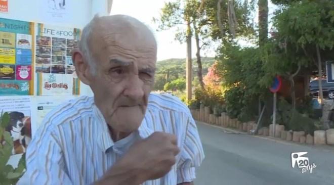 12/09 Adéu a Joan Marí, el 'güelo' de Les Dàlies