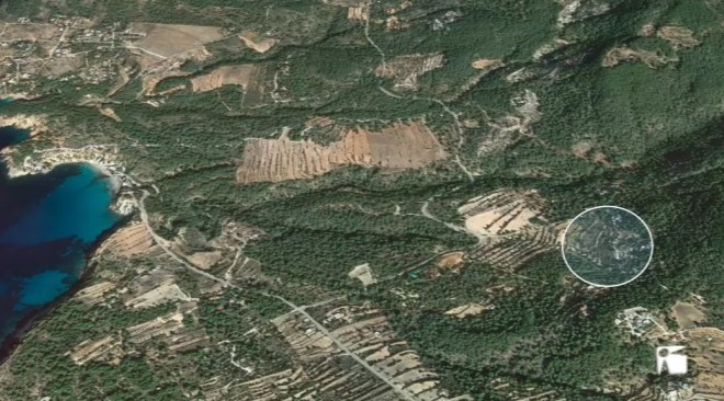 14/09 Els regidors de Guanyem de Sant Josep s'oposen a la mansió de Cala d'Hort i aposten per un model de decreixement