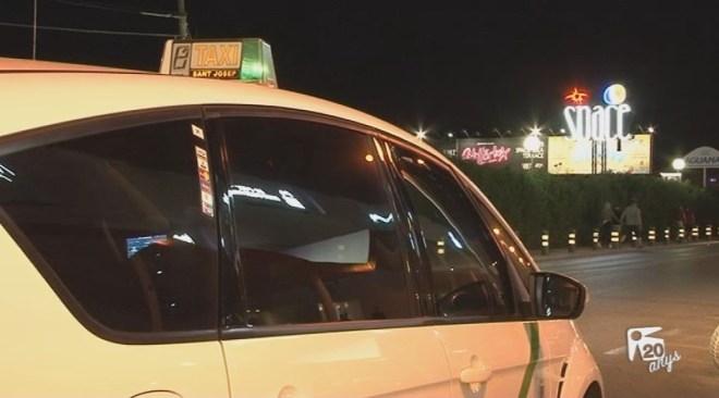 """22/09 Els taxis consideren """"un fracàs"""" el pla de xoc del Govern"""