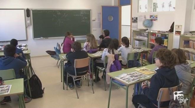 08/09 Nou curs; més alumnes, més professors i més aules modulars