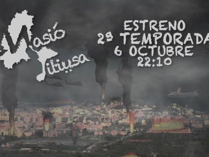 Nova temporada de Nació Pitiüsa