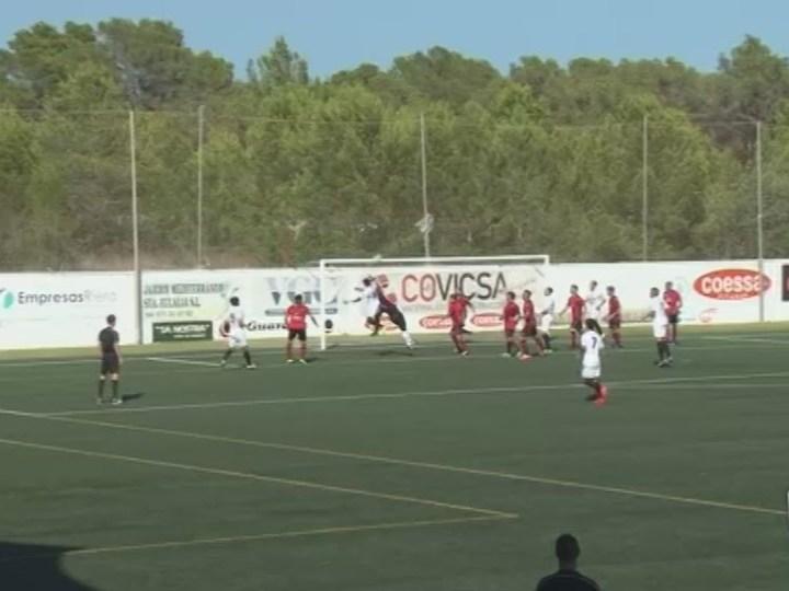 07/10 Els equips pitiüsos preparen la vuitena jornada de futbol