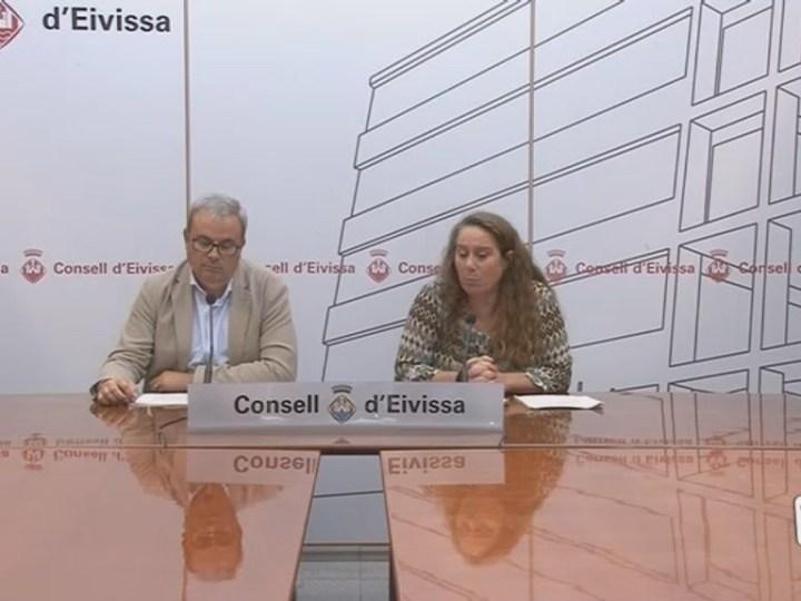 28/10 El Consell d'Eivissa presenta 5 projectes per financiar amb l'impost de turisme sostenible