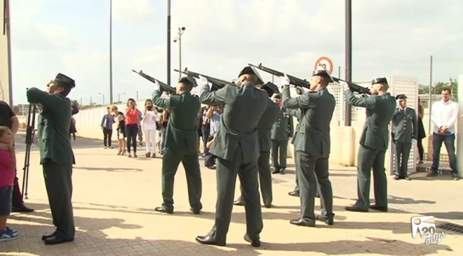 13/10 Nou quarter de la Guàrdia Civil a Sant Josep