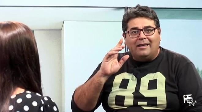 08/11 L'Entrevista: Jesus Rumbo - Showman