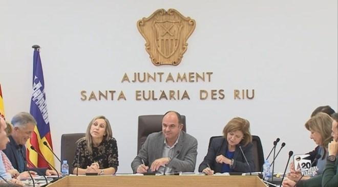 02/12 Santa Eulària aprova els pressupostos