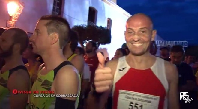 26/11 Eivissa en Festes: Cursa de sa Sobrassada