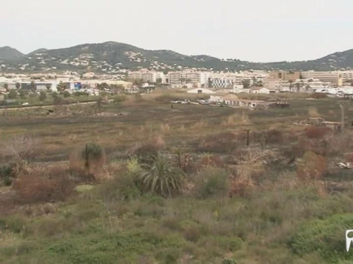 05/04 Demà es compleix un mes de l'incendi de Ses Feixes des Prat de Vila