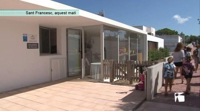 18/09 Inici de curs a les Escoletes de Formentera