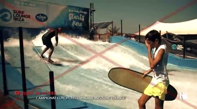 23/09 Eivissa en festes - Campionat Flowboarding Surf Lounge Ibiza