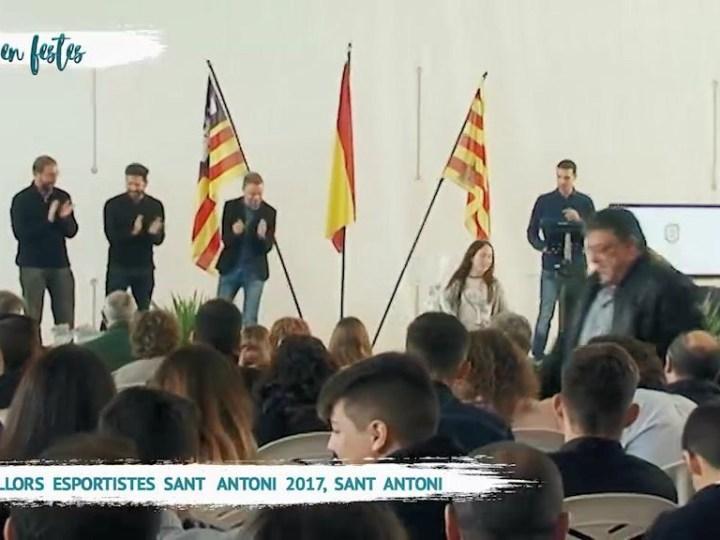 22/12 Eivissa en festes – Premis millors esportistes de Sant Antoni 2017