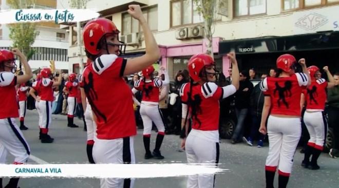12/02 Eivissa en Festes: Carnaval de Vila 2018