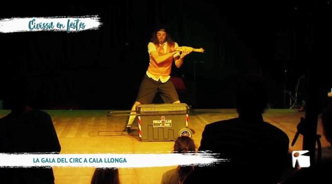 15/03 Eivissa en festes - La gala del circ a Cala LLonga