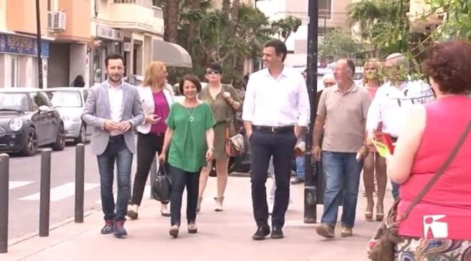 19/06 Sofía Hernanz serà la número 3 en la direcció del grup socialista al Congrés dels Diputats