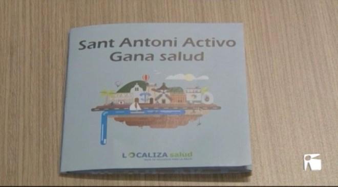 20/06 L'ajuntament de Santa Antoni presenta la guia digital 'Sant Antoni actiu'